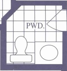 Small Powder Room Floor Plans | Heres What It Looked Like Before, Pretty  Typical, Part 91
