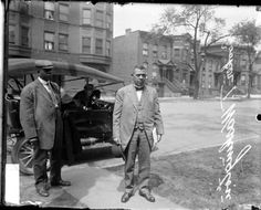 Booker T. Washington in Chicago, 1911. DN-0056935 #chicago #blackhistory #bookertwashington