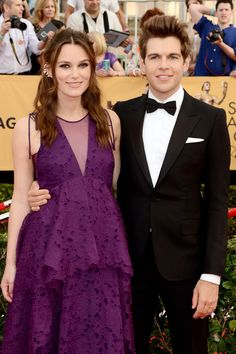 Keira Knightley Baby News - did the actress accidentally reveal the gender of her baby? Click through to read the full story