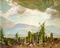 Sun after Rain by Alfred Joseph Casson on Curiator, the world's biggest collaborative art collection. Group Of Seven Artists, Group Of Seven Paintings, Canadian Painters, Canadian Artists, Landscape Art, Landscape Paintings, Tom Thomson Paintings, Art Grants, Canada Images