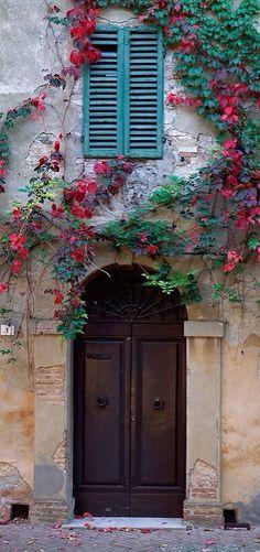Monticchiello, Siena, Italy