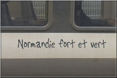 Normandie fort et vert