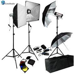 LimoStudio 750W (250W x 3) Professional Photography Studio Flash Strobe Light Lighting Kit Equipment Set, AGG404 LimoStudio http://www.amazon.com/dp/B005D1OW8C/ref=cm_sw_r_pi_dp_gVgHub1G6NA1P