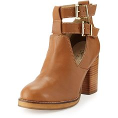 Seychelles Maximum Ankle-Wrap High-Heel Bootie found on Polyvore