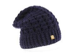 Bonnet droit tricot Marine doublé plush #bonnet #nouveauté #snaow #montagne #ski