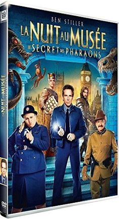 Night At The Museum: Secret Of The Tomb (Blu-ray + DVD + UltraViolet) on Blu-ray from Century Fox. Directed by Shawn Levy. Staring Ben Stiller, Dan Stevens, Robin Williams and Owen Wilson. More Comedy, Fantasy and Family DVDs available @ DVD Empire. Streaming Hd, Streaming Movies, Hd Movies, Movies To Watch, Movies Online, Movie Tv, 2016 Movies, Comedy Movies, Zootopia 2016