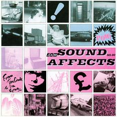 The Jam Sound Affects (cd)