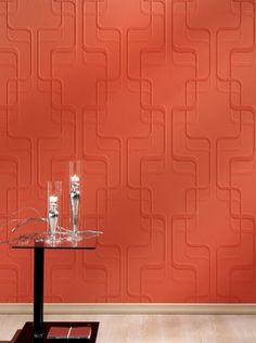 Paintable Wallpaper - Textured walls with your own paint colour!