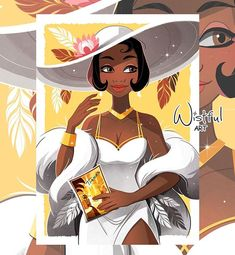- Tiana's dream - I am so glad to add Tiana in my collection ⭐️ I hope to honor this lovely princess with this work and I really hope… Disney Nerd, Disney Fan Art, Disney Love, Disney Magic, Punk Disney, Disney Princess Tiana, Disney Princesses And Princes, Disney Sketches, Disney Drawings
