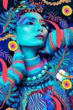 Campaign CeliaB AW15 Photography #lolitasharun #campaign #fashion