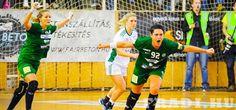 Zöld-fehér BL-rangadó - A Bajnokok Ligája negyeddöntőben a Győri Audi ETO KC-val mérkőzik meg női kézilabda-csapatunk.