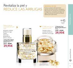 EL RINCON ORIFLAME DE LAURA: #ORIFLAME Revitaliza la piel y REDUCE LAS ARRUGAS(...