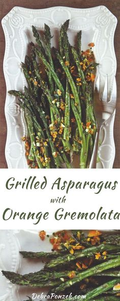 Picking vegetation during peak season is one of the best ways to seem like a pro, and April is the perfect time for grilled asparagus. Using one simple recipe, you can make a delicious, fresh tasting dish.