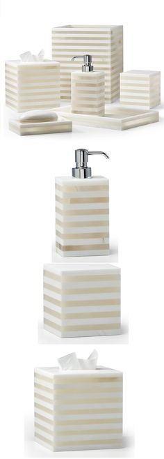 Luxury Euro Wedding Hotel Bathroom Soap Dispenser Toothbrush Holder Soap Dish