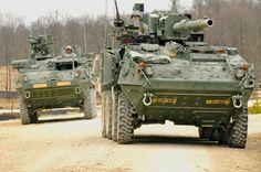 Sink00 - rocketumbl: M1128Mobile Gun System Stryker MGS