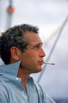 THE NEWMAN CURLS. | 17 Reasons Paul Newman Ruined You For Other Men