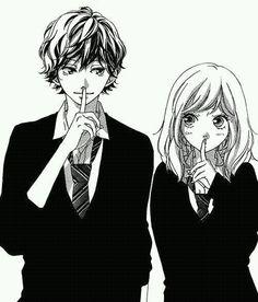 Ao Haru Ride #manga #shoujo #romantic