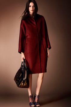 Burberry Prorsum | Pre-Fall 2014 Collection | Style.com coat