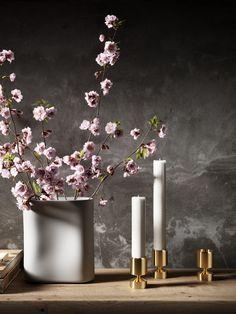 Buy online Manchet By nordic tales, brass candle holder Buy Candles Online, Brass Candle Holders, Best Interior Design, Parfum Spray, Metal Art, Table Settings, Wall Lights, Design Inspiration, House Design