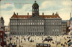 Amsterdam Netherlands, Abandoned Buildings, Beautiful Buildings, Louvre, Classic, Pictures, Travel, Nostalgia, Derby
