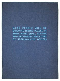 Untitled, by Jenny Holzer. Jenny Holzer is an American conceptual artist best known for her text-based works, which are constructed. The Gospel Of Wealth, Jenny Holzer, Damien Hirst, Printmaking, Google, Art, Searching, Kunst, Art Background