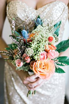 Indian Summer Early Fall Wedding Inspiration - photo Andie Freeman  Chocolate…