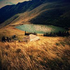 Lacul Vulturilor(The Eagles' Lake) Buzau, Romania