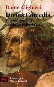 La Divina Comedia, Dante Alighieri... Literatura universal.