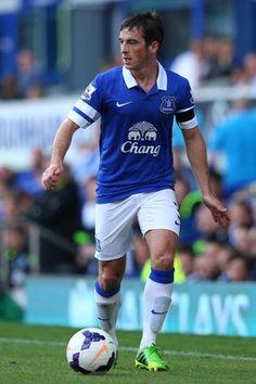 Leighton Baines--Everton