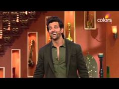 Hrithik Roshan – Comedy Nights with Kapil | Kapil Sharma Video Website