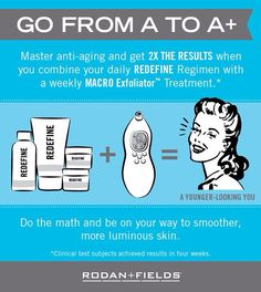 Don't mix product lines when it comes to skincare. Choose wisely with the best products out there!  | #skin #beauty #radiantderma | https://sarahns.myrandf.com/ | Rodan and Fields