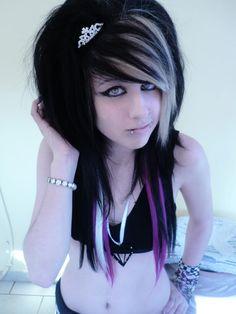 Astonishing Hairstyle Ideas Emo And Emo Girls On Pinterest Short Hairstyles Gunalazisus