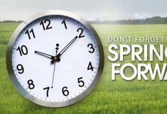 Daylight Savings AND International Women's Day─set your clock and celebrate! ⏰