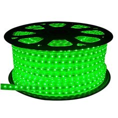 18 everstar flexible rope led lighting great for pathways 120volt green waterproof led rope lighting for outdoor landscape building patio pool lighting aloadofball Images
