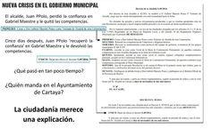 información0.0   SILENCIO ¿¿Quién manda en #Cartaya??#ClippedOnIssuu from Cartaya al día. Noviembre 2014