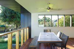 The Grande Residence in Brisbane (Australia) by Kieron Gait Architects #AnthraZinc #IndividualHousing #Australia #Cladding #Façade #Architecture