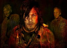 The Walking Dead. Daryl Dixon.
