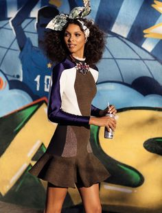 Vogue Brazil November 2012