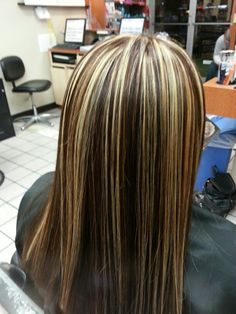 Cap highlights hair ive done pinterest cap highlights like the placement and amount of highlights here also like the thinness of the strands pmusecretfo Images