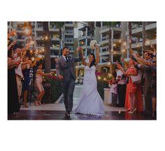 A beautiful Wedding day + Sparkling