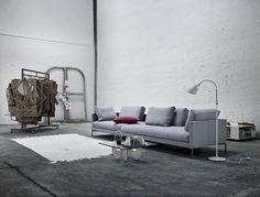 Eilersen sofa - modell PLANO