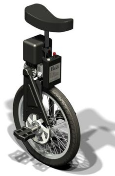 Self balancing unicycle. This would be great for traveling!