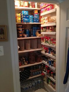 pantry ideas pantry closetkitchen pantrydiy - Diy Kitchen Pantry Ideas