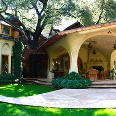 Spanish Style Enclosed Patio Design, Pictures, Remodel, Decor and Ideas - page 27