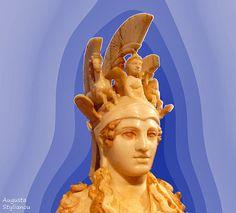 Goddess Athena  Augusta Stylianou