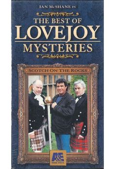 The Best Of Lovejoy Mysteries: Scotch on the Rocks VHS (1992) - Television on Starring Ian McShane; Directed by Baz Taylor; A&E Home Video $2.99 on OLDIES.com