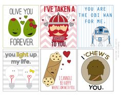 Free Valentine Love Notes {free printable}. These are super cute!