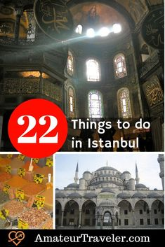 Here are 22 different sites to see in Istanbul, a 3 day and a 4 day itinerary and a map of the attractions. Istanbul Map, Istanbul Travel, Istanbul Turkey, Europe Travel Tips, Travel Destinations, Travel Trip, Travel Plan, Travel Guide, Turkey Weather