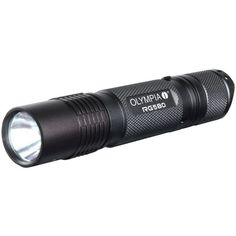 The Olympia RG580 CREE XPG LED high-performance high durability flashlight. The Olympia brand is synonymous with integrity. Olympia Rg Series High-performance Led Flashlight (rg580; 580 Lumens) by My Custom Made. #myCustommade