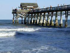 Cocoa Beach Pier FLA
